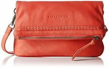 Liebeskind Berlin Handbag Efi Stud Soft Leather Crossbody Flap Clutch Lipstick