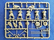 Conquest Medieval Norman infantry sprues 28mm