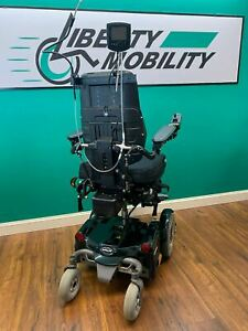 Permobil R-Net Sip and Puff System w/ Omni for Permobil Powerchair #E480