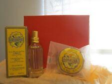 L'OCCITANE MIMOSA EAU DE TOILETTE +SOAP  .68 oz/20 Ml TRAVEL SIZE  NEW IN BOX ~