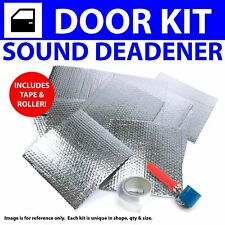 Heat & Sound Deadener Early Cars 1935 - 40 2Dr Kit + Seam Tape, Roller 4161Cm2