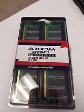 Axiom Memory Solutions PC3200 1 GB DIMM 400 MHz DDR SDRAM Memory (AX09690043/2)