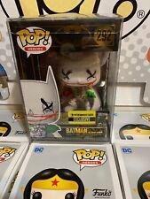 Funko Pop!Heroes #292 Entertainment Earth Exclusive : Batman The Joker is Wild