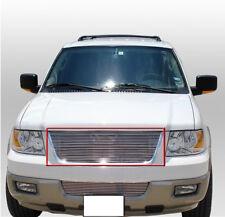 2003-2006 FORD EXPEDITION XLT NBX XLS 4.6L 5.4L V8 POLISHED UPPER BILLET GRILLE