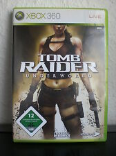 X-Box 360 Tomb Raider Underworld