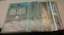 Batman legends of the dark knight signed dc comics lot movie detective return of