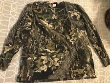Kids Mossy Oak Longsleeve Shirt XL