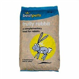 Bestpets Fruity Rabbit Mix 15kg FAST FREE POSTAGE!