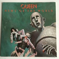 QUEEN NEWS OF THE WORLD  USA RARE NM-LP  Early Press Gatefold Inner Sleeve 1977
