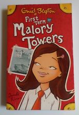 Enid Blyton: FIRST TERM AT MALORY TOWERS [Paperback]