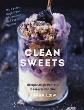 CLEAN SWEETS - LIEW, ARMAN - NEW HARDCOVER BOOK