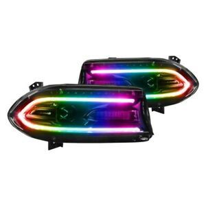 For Dodge Charger 2015-2019  ColorSHIFT RGB+W DRL  Oracle 2394-339