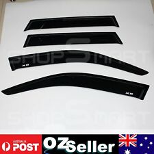 Weathershield Weather Shields Window Visor Deflector Shade For BMW CEO X5 2015