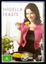 Nigella Lawson FEASTS New Sealed DVD Set Genuine ABC Limited Clearance Stock