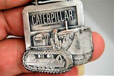 Strap Caterpillar Leavens Mfg Co Vintage Pocket Watch Fob &