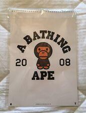 A BATHING APE BAPE 2008 Calendar *SEALED* *NEW* Baby Milo BAPESTA bbc Very Rare!