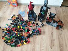 Lego Duplo 4785 Grosse Schwarze Ritterburg Konvolut - 6kg