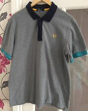 MENS FRED PERRY POLO SHIRT NWOT SIZE L