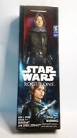 "Disney Star Wars Rogue One Sergeant Jyn Erso 12"" inch Tall Jumbo Giant Figure"