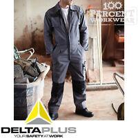 Delta Plus Mechanics Race Engineer Industry Work Boiler Suit Overalls Coveralls