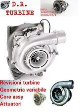 TURBINA REVISIONATA PEUGEOT/CITROEN/FORD/VOLVO 1.6 HDi 66 Kw 90 CV Diesel