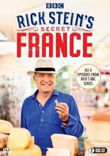 Rick Stein's Secret France BBC Region 2 DVD