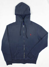 Ralph Lauren Cotton Blend Zip Neck Hoodies & Sweats for Men
