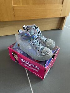 Sketchers Twinkle Toes size 8 toddler