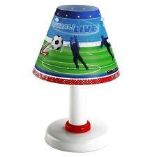Lampen mit Fußball Motiv für Kinder