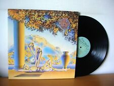 "THE MOODY BLUES ""The Present"" PROMO LP 1983 (THRESHOLD TRL-1-2902) Audiophile"
