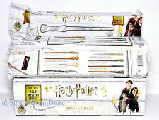 Noble Collection Harry Potter Mystery Wand Case of 12 Includes Display Box