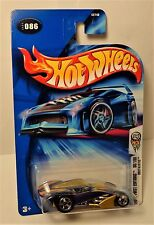 Hot Wheels 2004 First Editions #86/100 Brutalistic collector #086