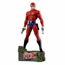 """The Phantom - Ghost Who Walks 12"""" Statue - Red Suit Variant"""