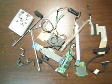 Asus Eee PC 1005HAB Video Flex Cable Screws Hinges Covers Fan Etc. #365-92