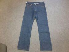 NOS Deadstock VTG 90s '98 Helmut Lang Denim Jeans Pants 34 34 x 33 Made In Italy