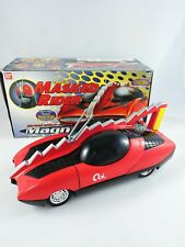 MASKED RIDER's Talking Car MAGNO 1995 Bandai Saban electronic In Original Box