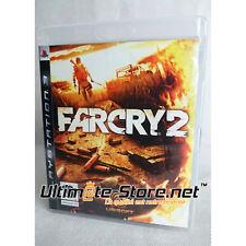 Jeu PS3 Far Cry 2 - Farcry - PlayStation 3 - Ubisoft / Ubisoft Montréal