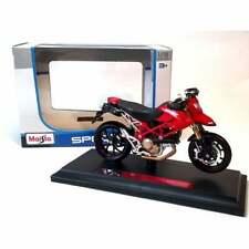Maisto Special Edition Motorbike 1:18 Ducati Hypermotard 1100S Red