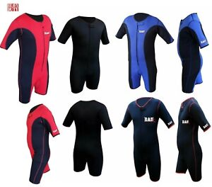 RAD Neoprene Sweat  Suit Sauna Weight Loss Slimming Shorts MMA Gym Boxing MMA
