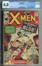 X-Men #7 CGC 4.0 2nd App Blob Scarlet Witch