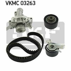 SKF Timing Belt Kit VKMA 03263 fits Peugeot 307 CC 2.0 16V (103kw)
