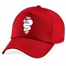 alfa romeo serpent baseball cap hat car motoring gift dad retro classic hat ALFA