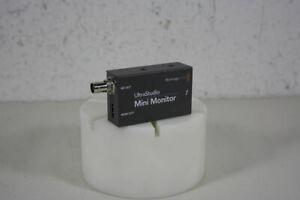 Blackmagic UltraStudio Mini Monitor in:Thunderbolt, out:1x SDI/1xHDMI, gebraucht