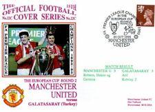 FDC - Manchester United v Galatasaray 20.10.1993
