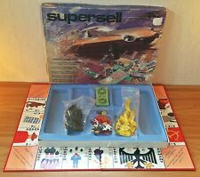 Supersell 1970's Vintage Board Game COMPLETE Condor Car Money Power Sales