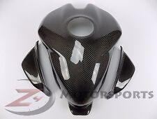 Ducati 899 959 1199 1299 Gas Tank Fuel Cover Panel Fairing Cowl Carbon Fiber