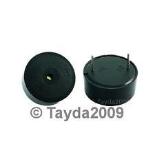 2 x PIEZO ELECTRONIC TONE BUZZER ALARM 1.5-28V PCB