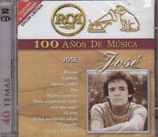 Jose Jose 100 Anos de Musica 2CD New Nuevo sealed