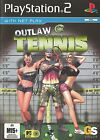 PLAYSTATION 2 OUTLAW TENNIS PS2 GAME