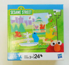 Sesame Street Puzzle  24 Pieces # 3 , by Hasbro